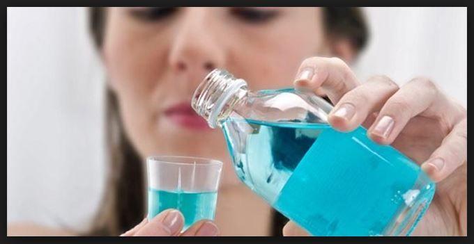 Enjuague bucal caseros para infeccion