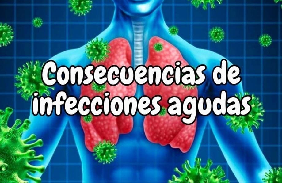 Te mostramos las terribles consecuencias de las infecciones respiratorias aguadas