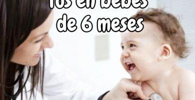 Los mejores remedios para la tos en bebes pequeños