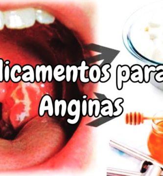 Qué medicamento es bueno para las anginas