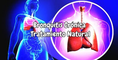 Bronquitis crónica tratamiento natural