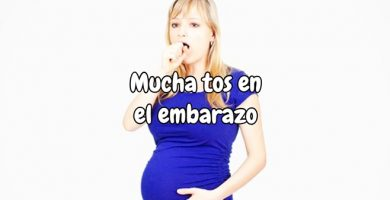 Mucha tos en el embarazo y dolor abdominal